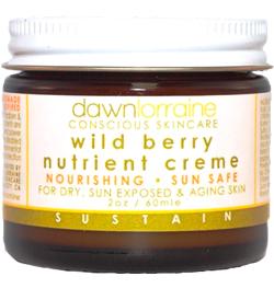 dawn lorraine wild berry nutrient creme