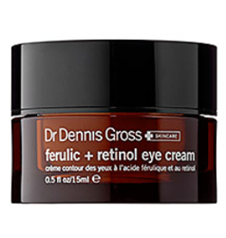 dennis gross ferulic + retinol eye cream