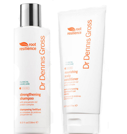 dr dennis gross shampoo and conditioner