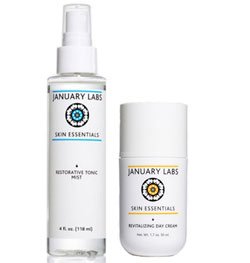 january labs tonic mist and day creme
