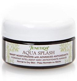 Jenetiqa Aqua Splash Smart Moisturizer