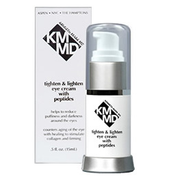 kenneth mark md tighten and lighten eye cream with peptides