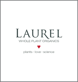 Laurel Whole Plant Organics