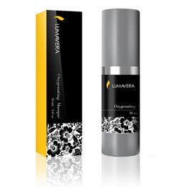 lumavera oxygenating masque