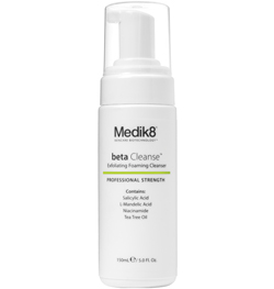 Medik8 betaCleanse Exfoliating Foaming Cleanser