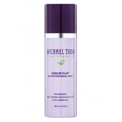 michael todd true organics kaolin clay mask