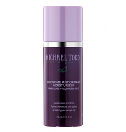 michael todd true organics liposome antiox moisturizer
