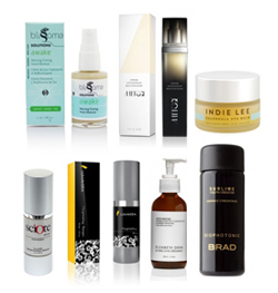 new beauty brands in the truth in aging shop