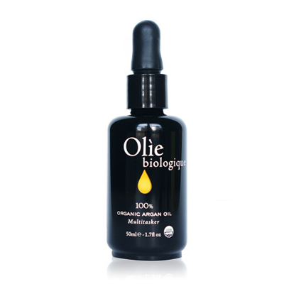 olie biologique 100% organic argan oil multitasker