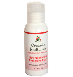 Organic Radiance bottle
