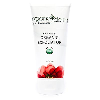 organoderm by dr. domanskis organic exfoliator