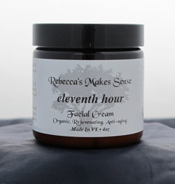rebecca's makes sense eleventh hour facial cream