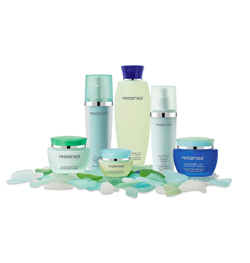 restørsea skin care products