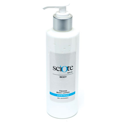 sciote firming body lotion
