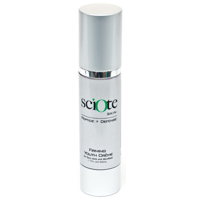 sciote peptide & defense firming youth creme