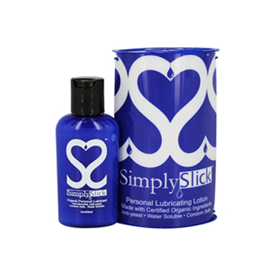 simply slick personal lubricating lotion