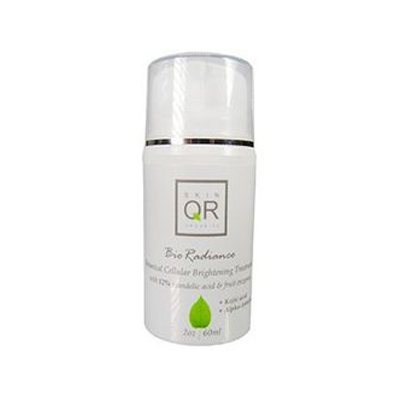 skin qr organics bioradiance botanical cellular brightening treatment