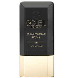 Soleil Toujours Broad Spectrum Face Sunscreen SPF45