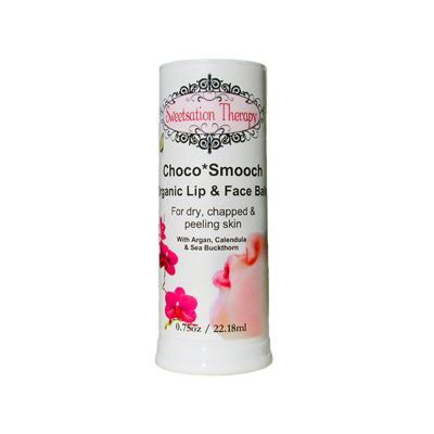 sweetsation choco*smooch organic lip & face balm