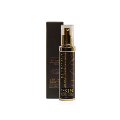 the skin revolution retroage moisturizing serum