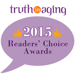 2015 truth in aging readers' choice awards