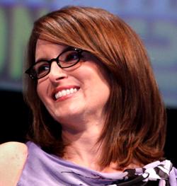 Garnier Spokesperson Tina Fey