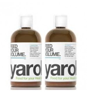 Yarok volumizing shampoo and conditioner