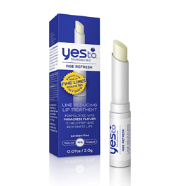 yes to blueberries line reducing lip treatment