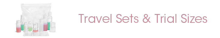 Travel Sets & Trial Sizes