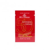 MD Solar Sciences Mineral Crème 50 Broad Spectrum SPF50 UVA-UVB Sunscreen - Sample