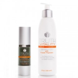 Truth Vitality Advanced Complex & True Volume Shampoo Duo - SAVE 15%