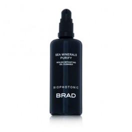 BRAD Biophotonic Sea Minerals Purify Healing Detoxifying Gel Cleanser