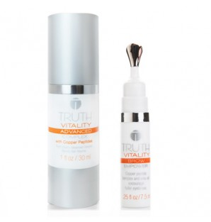 Truth Vitality Advanced Complex and Brow Empower Duo