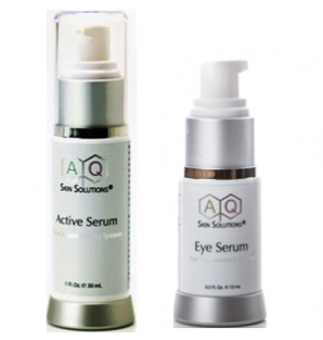 AQ Skin Solutions Active Anti-Aging Duo: SAVE 15%