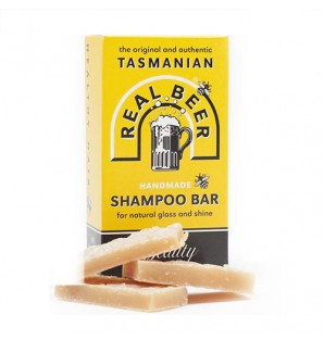 Beauty and the Bees' Real Beer Tasmanian Shampoo