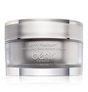 Benir Beauty BV Nine Platinum Anti-Aging Bee Venom Cream daily deal