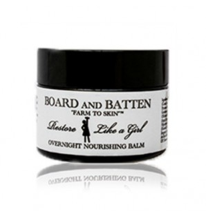 Board and Batten Restore Like A Girl Overnight Nourishing Balm