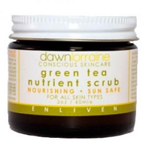 Dawn Lorraine Green Tea Nutrient Scrub