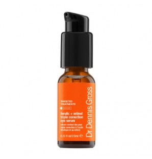 Dr. Dennis Gross Ferulic & Retinol Triple Correction Eye Serum
