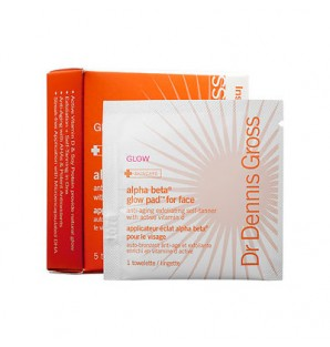 Dr. Dennis Gross Alpha Beta Glow Pad for Body with Active Vitamin D