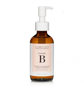 Elizabeth Dehn for One Love Organics Active Moisture Vitamin B Cleansing Oil & Makeup Remover