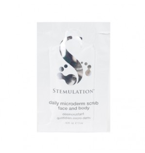 Stemulation Daily Microderm Scrub Face and Body