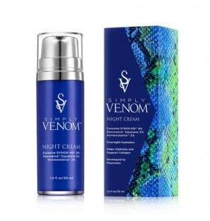 Simply Venom Night Cream