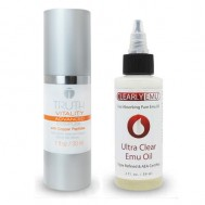 Truth Vitality Advanced Complex and Clearly Emu Ultra Clear Emu Oil Duo