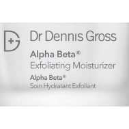 Dr. Dennis Gross Alpha Beta Exfoliating Moisturizer SAMPLE