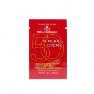 MD Solar Sciences Mineral Crème 50 Broad Spectrum SPF50 UVA-UVB Sunscreen - Sample