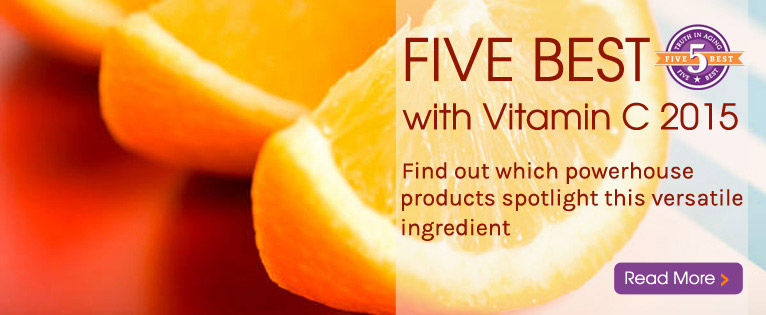 Five Best Vitamin C Products and Serums