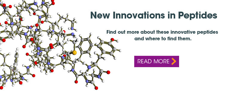 New Innovations In Peptides