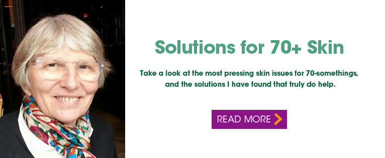 Solutions For 70-Something Skin