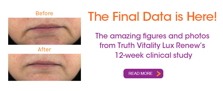 Clinical Studies on the Truth Vitality Lux Renew: Final Results